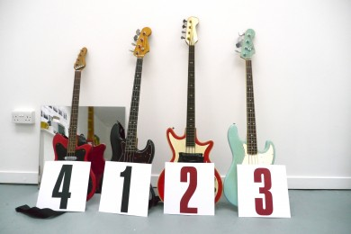 4123 bass guitars